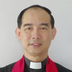 林俊源牧师(博士)